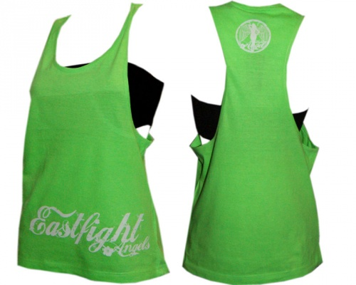 Eastfight Angels Damen Loose Tank Top
