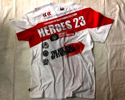 Label23 T Shirt Heros
