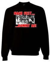 German Shock Style Sweat Shirt