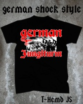 German Shock Style T-Shirt