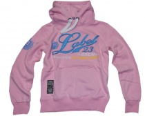 Label 23 Damen Hoody