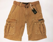 Jet Lag Herren Short Take Off 8 beige